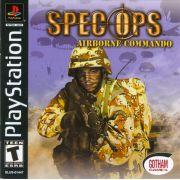 Spec Ops Airborne Commando Ps1 Original Americano Completo