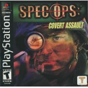Spec Ops Covert Assault Ps1 Original Americano Completo
