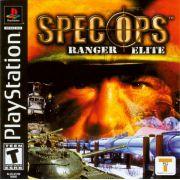 Spec Ops Ranger Elite Ps1 Original Americano Completo