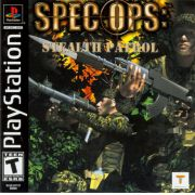 Spec Ops Stealth Patrol Ps1 Original Americano Completo