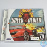 Speed Devils Dreamcast Original Americano Completo