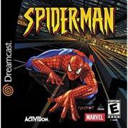 Spider Man Dreamcast Original Americano Completo