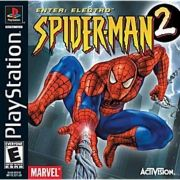 Spider Man 2 Ps1 Original Americano Completo