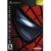 Spider Man Xbox Clássico Original Americano Completo