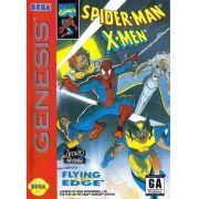 Spider Man and X-Men Arcade's Revenge Mega Drive 100% Original