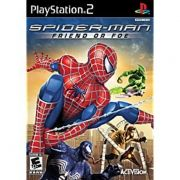 Spiderman Friend or Foe Ps2 Original Americano Completo