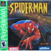 Spider Man Ps1 Original Americano Completo