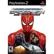 Spider-Man Web of Shadows Ps2 Original Americano Completo