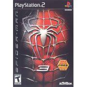 Spiderman 3 Ps2 Original Americano Completo