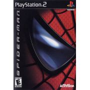 Spiderman Ps2 Original Americano Completo