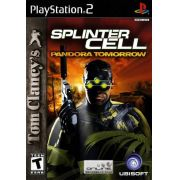Splinter Cell Pandora Tomorrow Ps2 Original Americano