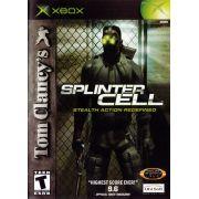 Splinter Cell Xbox Classico Original Americano Completo