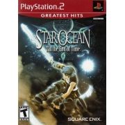 Star Ocean Till the End of Time Ps2 Original Americano Completo
