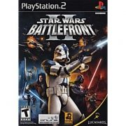 Star Wars Battlefront 2 Ps2 Original Americano Completo