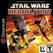 Star Wars Demolition  Dreamcast Original Americano Completo