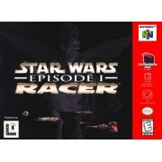 Star Wars Episode I Racer Nintendo 64 Original Americano
