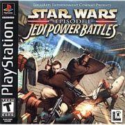 Star Wars Jedi Power Battles Ps1 Original Americano Completo