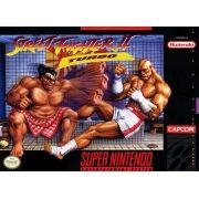 Street Fighter 2 Turbo Super Nintendo 100% Original Americano