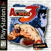 Street Fighter Alpha 3 Ps1 Original Americano Completo