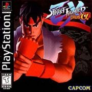 Street Fighter EX Plus Alpha Ps1 Original Americano Completo
