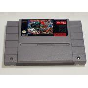 Street Fighter II The World Warrior Super Nintendo Original