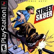 Street Sk8er Ps1 Original Americano Completo