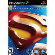 Superman Returns Ps2 Original Americano Completo