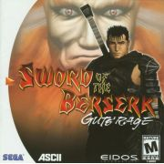 Sword Of The Berserk Original Americano Dreamcast Raridade