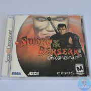 Sword Of The Berserk Original Americano Dreamcast Raridade