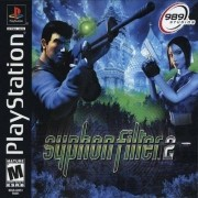 Syphon Filter 2 Ps1 Original Americano Completo Black Label