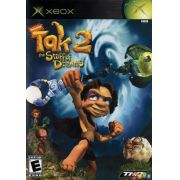 Tak 2 The Staff Of Dreams Xbox Classico Original