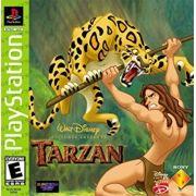 Tarzan Ps1 Original Americano Completo
