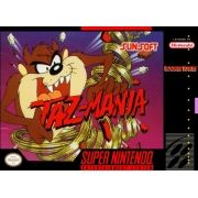 Taz Mania  Super Nintendo 100% Original Americano