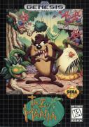 Taz Mania  Mega Drive 100% Original Americano Completo