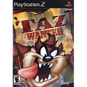 Taz Wanted Ps2 Original Americano Completo