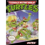 Teenage Mutant Ninja Turtles NES 100% Original