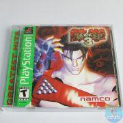 Tekken 3 Ps1 Original Americano Completo