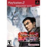 Tekken Tag Tournament Ps2 Original Americano Completo