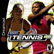 Tennis 2k2 Dreamcast Original Americano Completo