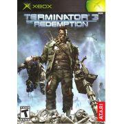 Terminator 3 Redemption Original Xbox Classico Completo