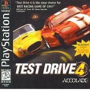 Test Drive 4 Ps1 Original Americano Completo
