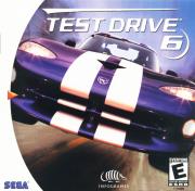 Test Drive 6 Dreamcast Original Americano Completo
