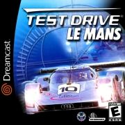 Test Drive Le Mans Dreamcast Original Americano Completo