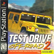 Test Drive Off Road 2 Ps1 Original Americano Completo