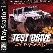Test Drive Off Road Ps1 Original Americano Completo