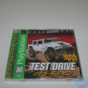 Test Drive Off Road Ps1 Original Americano Completo