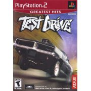 Test Drive Ps2 Original Americano Completo