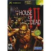 The House of The Dead 3   Xbox Clássico Original Americano Completo