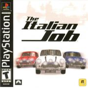 The Italian Job Ps1 Original Americano Completo