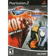 The King of Fighters 2000/2001 Ps2 Original Americano Completo